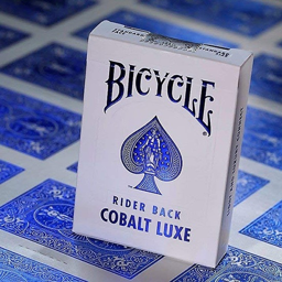 Bicycle Metalluxe Blue