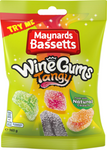 Maynards Wine Gums Tangy 165g