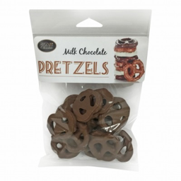 Milk chocolate Pretzels 100g