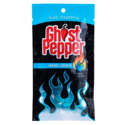 Ghost Pepper Blue Raspberry Candy