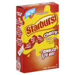 Starburst Cherry Singles To Go!