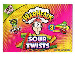 Warhead Sour Twists TB