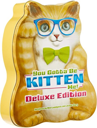 You Gotta Be Kitten Me Board Game