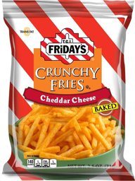 TGIF Crunchy Cheddar Fries