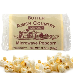 Amish Country Microwave Popcorn Butter