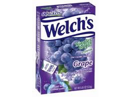 Welch's Grape Singles to Go