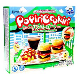 Popin'Cookin' Hamburger