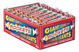 Giant Rockets 63g