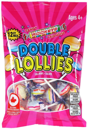 Doubble Lollies 12ct Bags