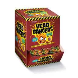 Head Bangers Sour Cola Balls