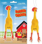 Rubber Chicken Air Freshner