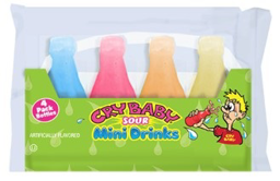 Cry Baby Sour mini Drinks 4pk
