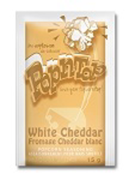 Pop'n'Top White Cheddar
