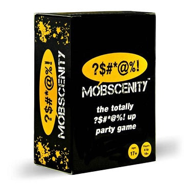 Mobscenity Board Games