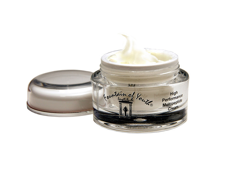 High Performance Multi Peptide Cream