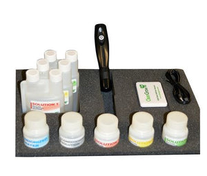 CleanGrow Kit Analizador de Nutrientes Multi-Ion