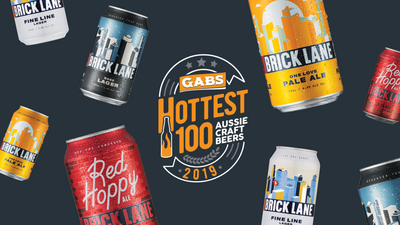 Vote Brick Lane for GABS Hottest 100 Aussie Craft Beers