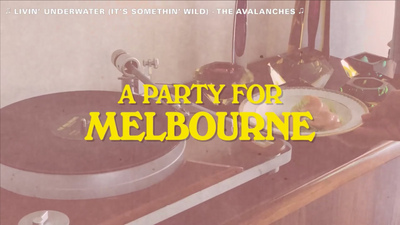 Old favourites, new times, and Party For Melbourne.