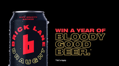 Win a year of beer!