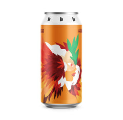 Birds of a Feather Mango & Lychee Sour