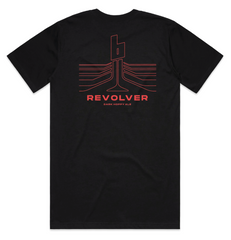 Revolver Dark Hoppy Ale and T-Shirt