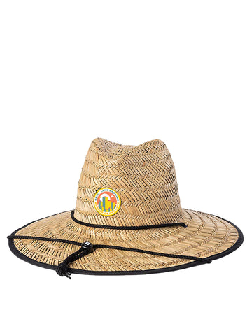 One Love Straw Hat