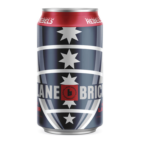 Melbourne Rebels 2020 Base Lager