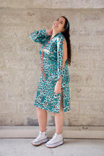 Load image into Gallery viewer, Wild blue - Dress - Fawzi