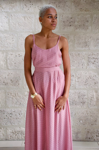 Ensemble rose Adama Paris