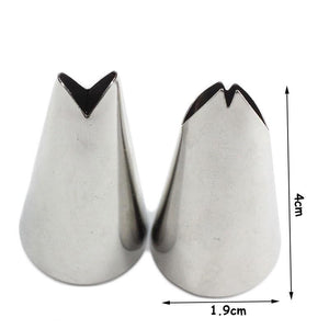 Baking Pipe Tip Set - 13 Pcs