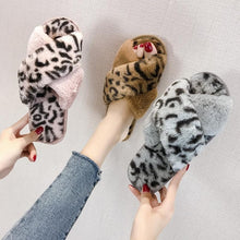 Load image into Gallery viewer, THE LEOPARD SLIPPERS