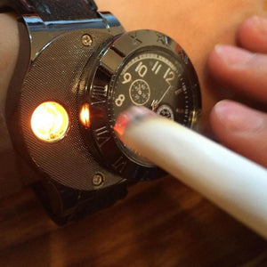 SURVIVAL LIGHTER WATCH