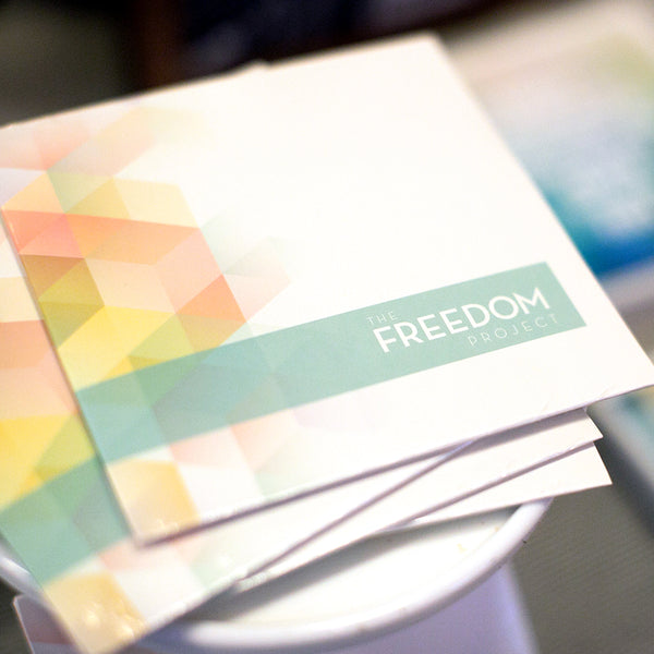 The Freedom Project Devotional CD