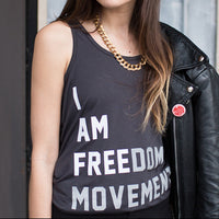 I Am Freedom Movement - Tank