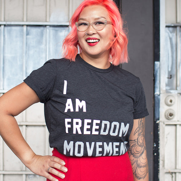 I Am Freedom Movement Tee (Unisex)