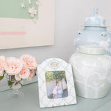 Curved Bow Picture Frame
