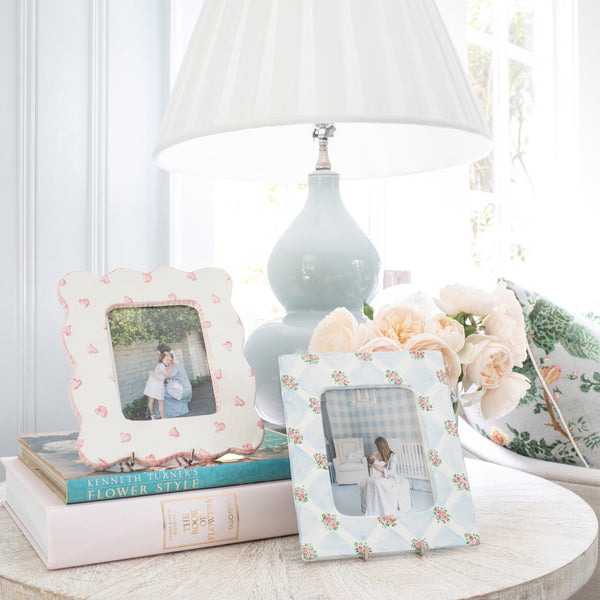 Lattice Picture Frame