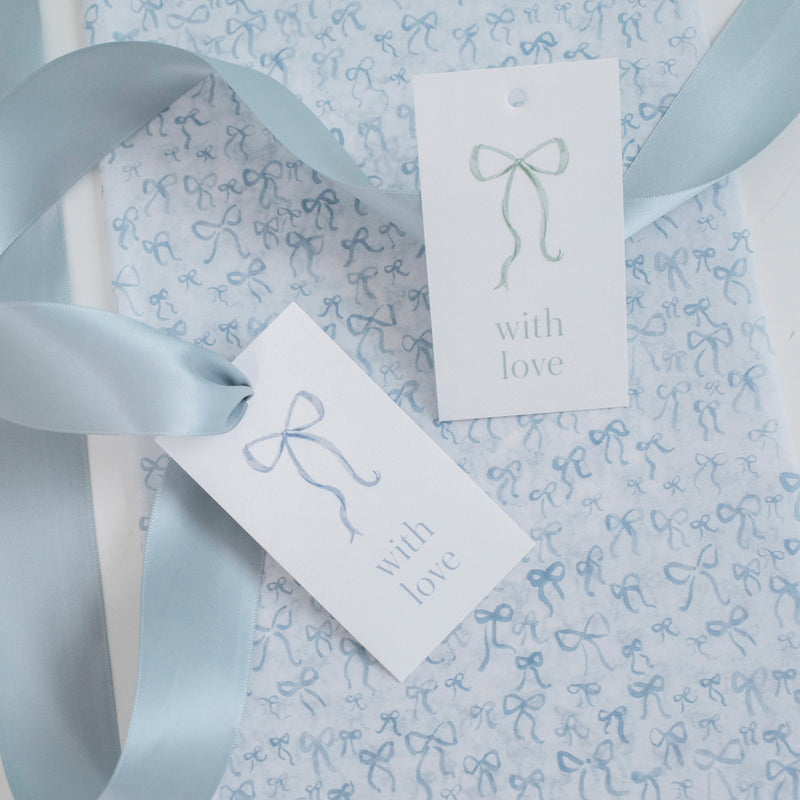 With Love Gift Tag Set