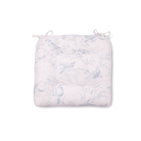 Bird Toile Cushion