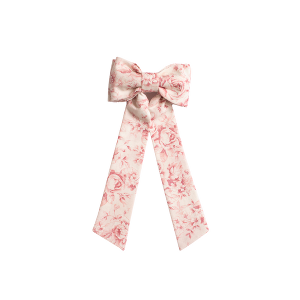 Elle Bow - Rose Botanical