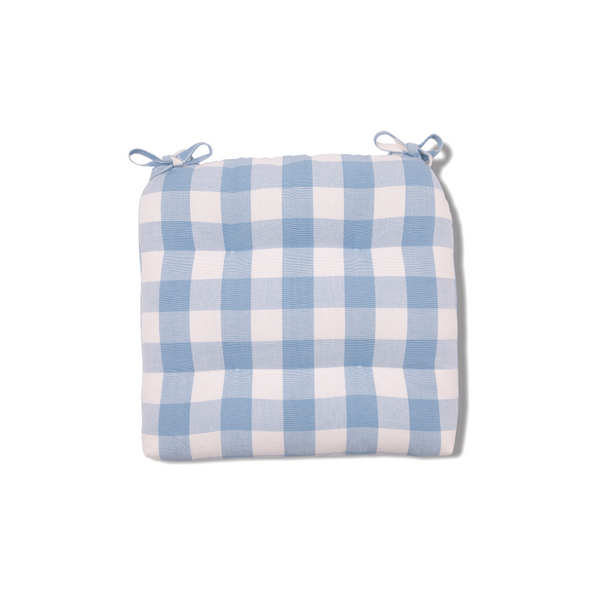 Gingham Cushion