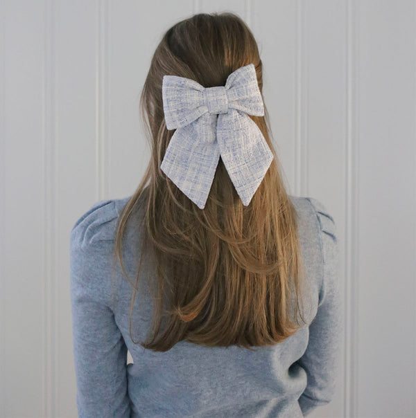 Molly Bow - Tweed