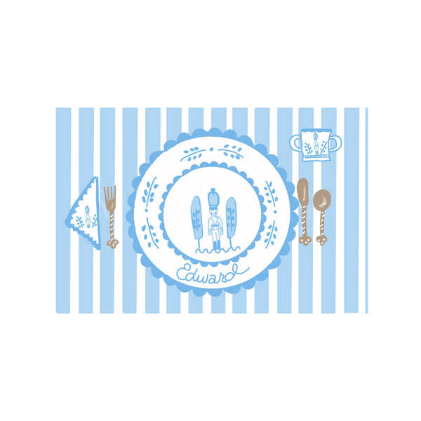 Soldier Stripe Placemat