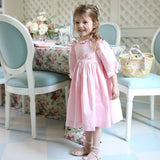 Little Love Embroidered Dress