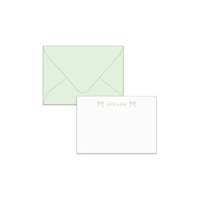 Dear Notecard Set
