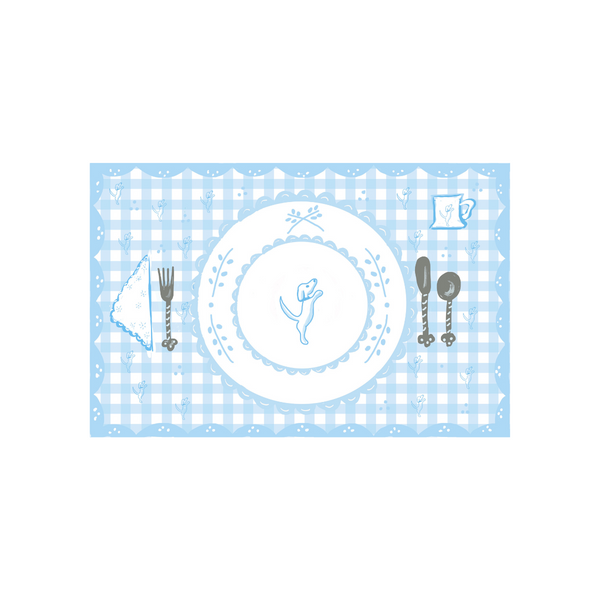 Gingham Placemat