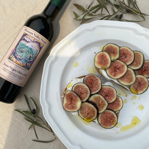 Fig and Cheese Toast Recipe!
