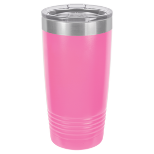 Engraved 20 oz Stainless Steel Tumbler