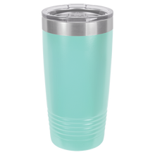 Load image into Gallery viewer, Engraved 20 oz Stainless Steel Tumbler