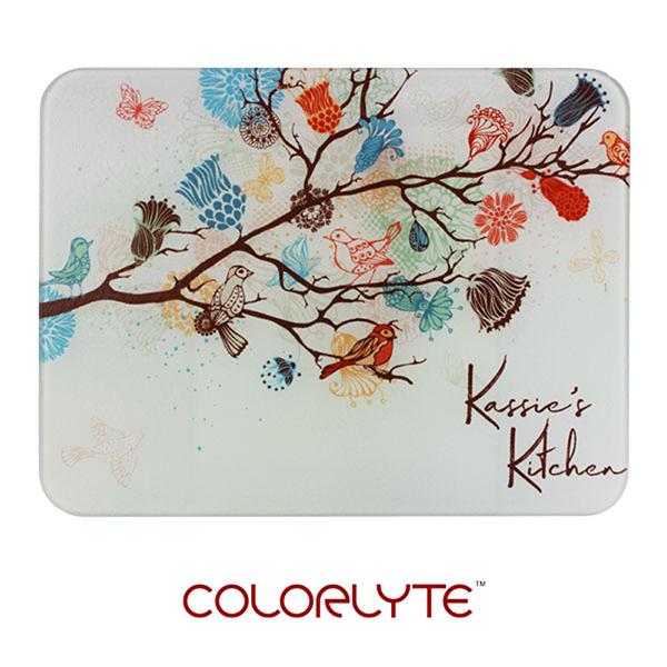 ColorLyte Sublimation Blank Cutting Board - 15.75in x 11.8in